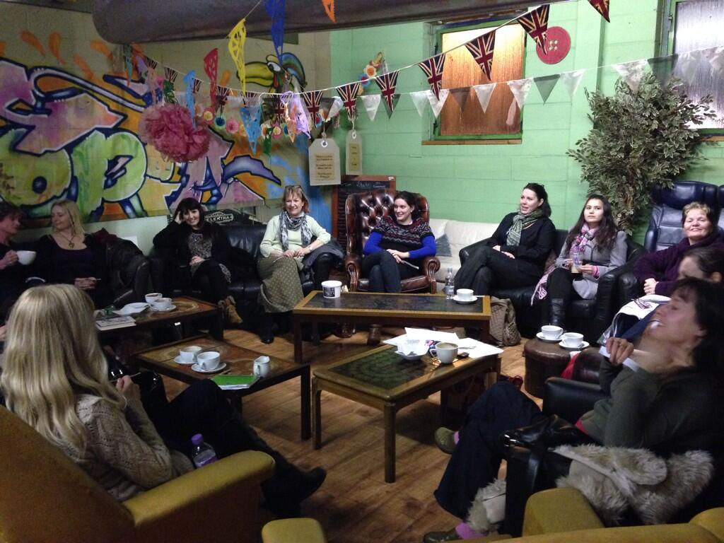 Southend Passionate Women meetup