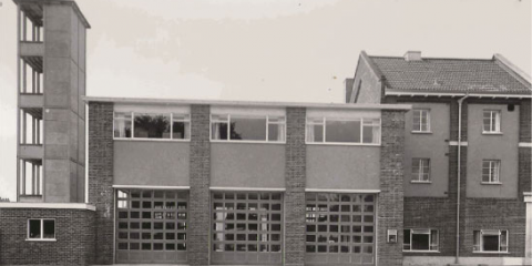 Hadleigh Old Fire Station