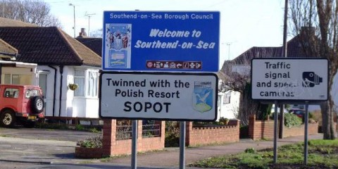 road-sign-southend
