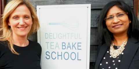 Great Wakering Delightful Tea Bake School