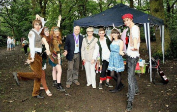 Fairies and Pirates by Kooky Theatre Company