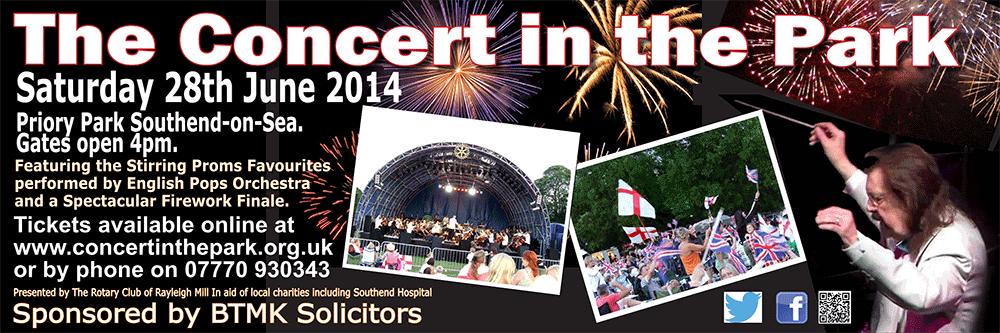 Concert in the Park Southend