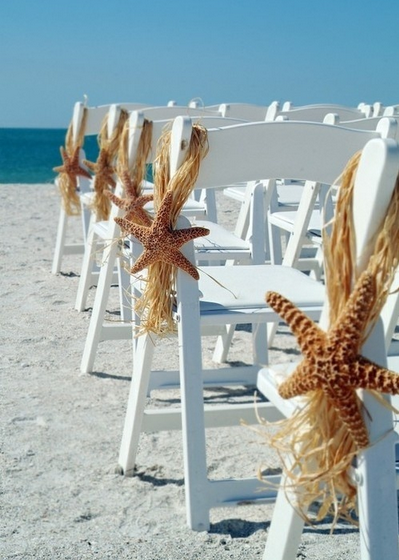 Seaside shells chairs
