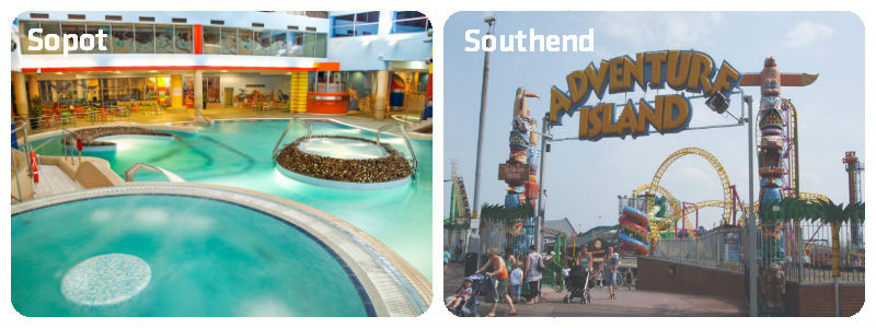 Sopot Southend Theme Park