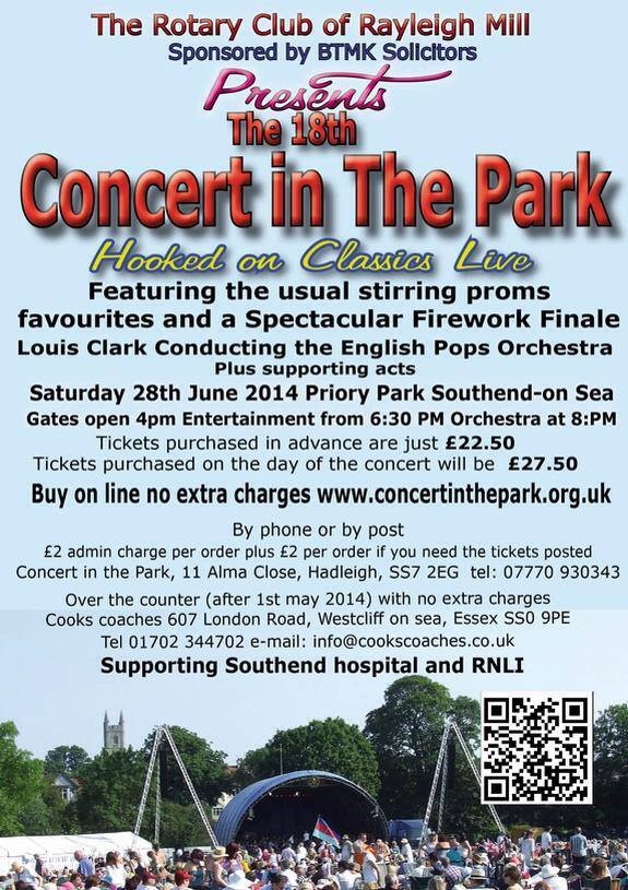 Southend Concert in the Park