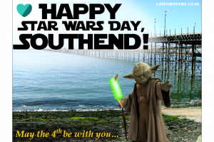 Star Wars Day Southend