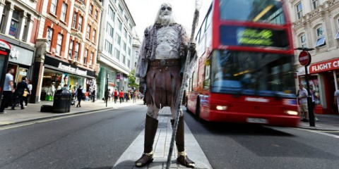 Silent Studios White Walkers London
