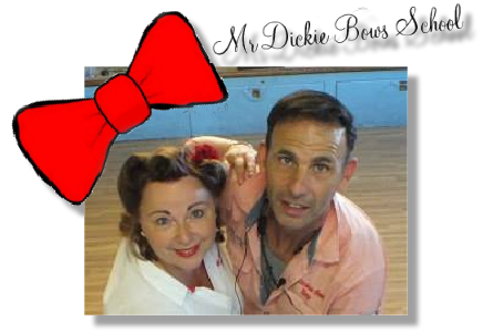 Mr Dickie Bows School of Retro Dance