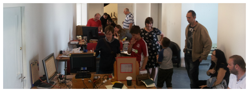 Southend Raspberry Jam June 2014