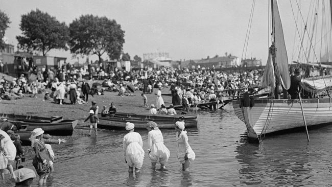 Southend Seaside 1919