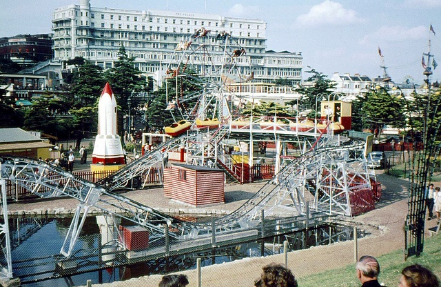 Southend Peter Pans Playground 1960s