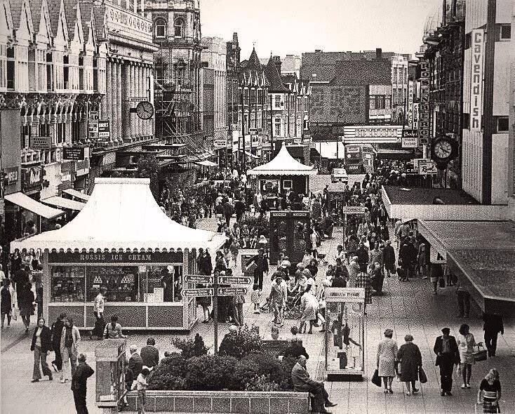 Southend High Street 1970s