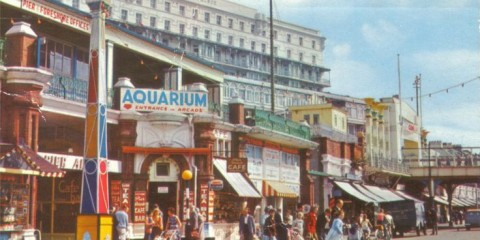 Southend Seafront vintage