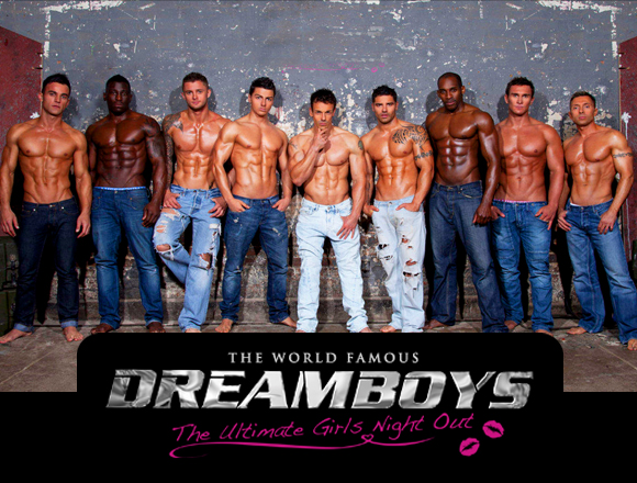 The Dreamboys: Fit and Famous ...