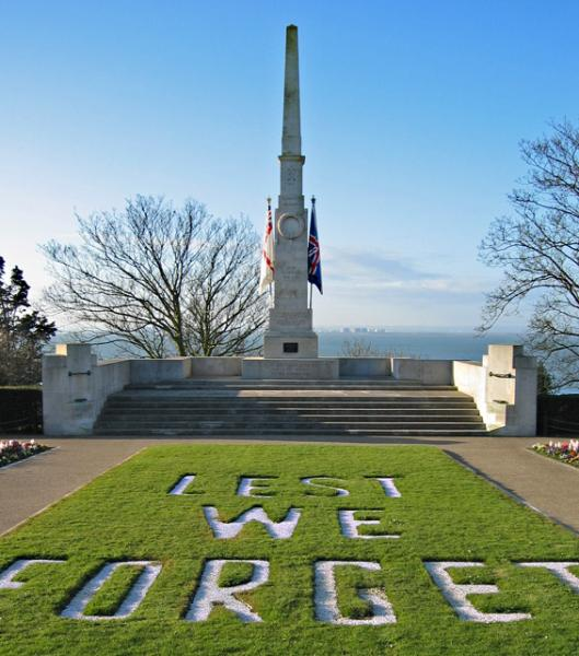 Lest We Forget - Southend