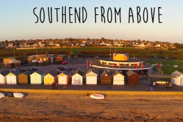 Southend From Above Aerial Videography