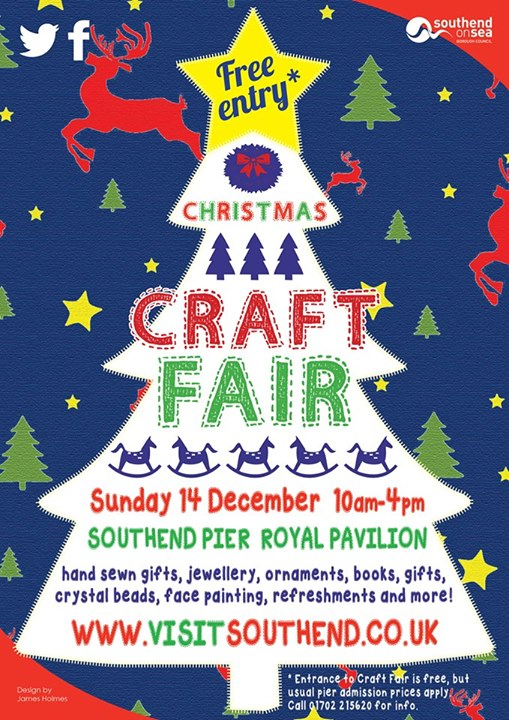 Cracker Christmas Craft Fair