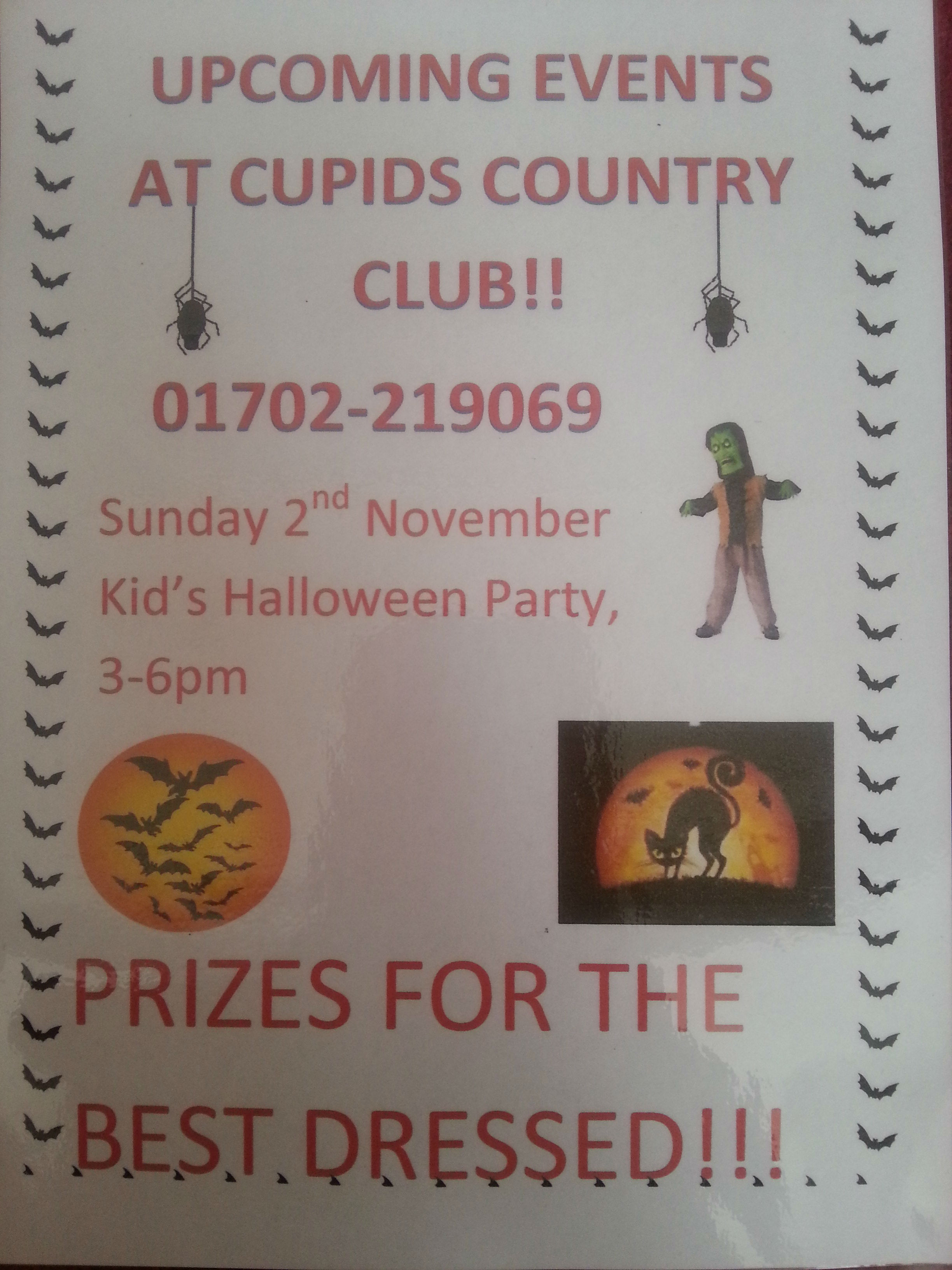 kids halloween party - love southend