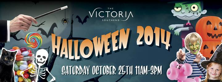 Halloween at Victoria Southend