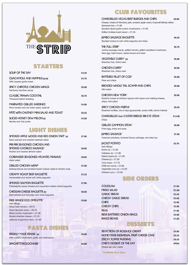 the-strip-menu