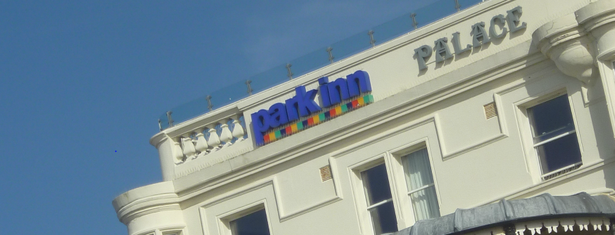 Park Inn Palace by Lancaster School