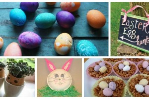 Easter Crafts Fun