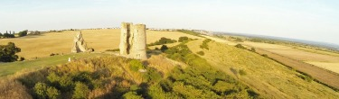 Hadleigh Castle by Dave Black