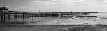 Southend Pier by Mark Cass