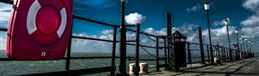 Southend Pier by Michael Lewis