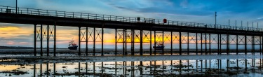 Southend Pier by Mike Payne