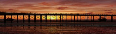 Southend Pier by Sam Diver
