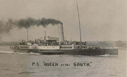 Queen of the South - Southend Pier