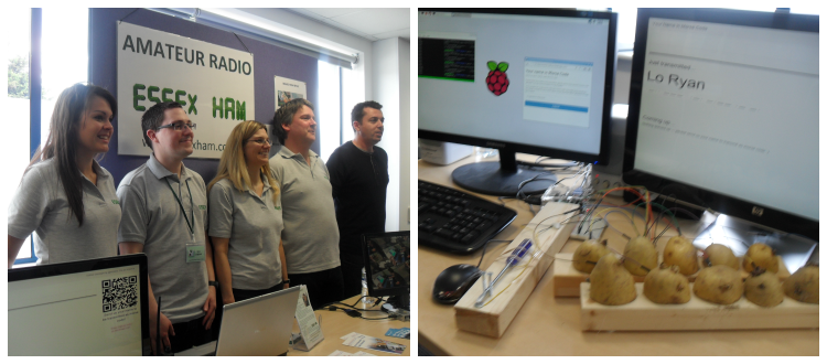 Essex Ham at Southend Raspberry Jam #6 (May 2015)