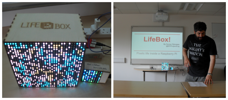 Lifebox Project by Ferran
