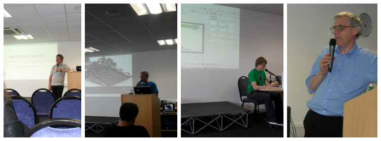 Southend Raspberry Jam #6 May 2015 Talks