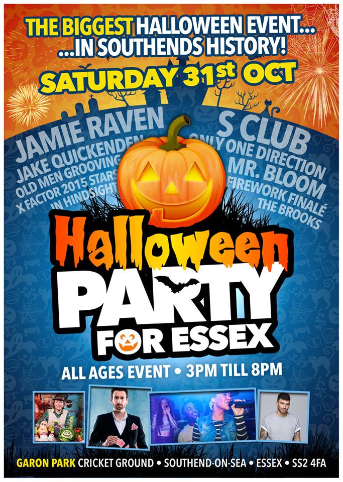 Halloween Party for Essex