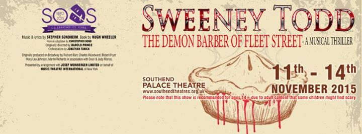 Sweeney Todd by SODS