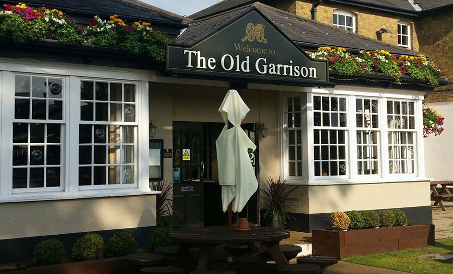 The Old Garrison Pub