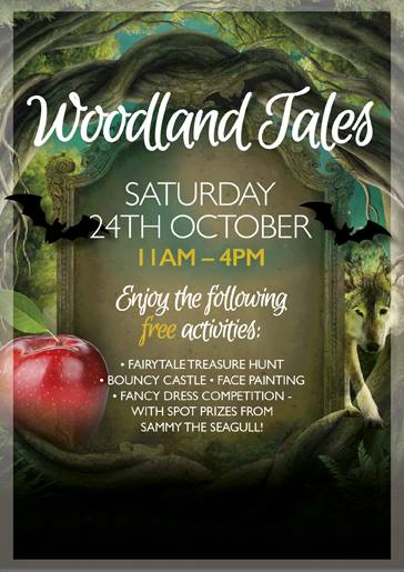 Woodland Tales at Victoria Shopping Centre