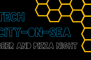 Tech City on Sea Beer and Pizza Night