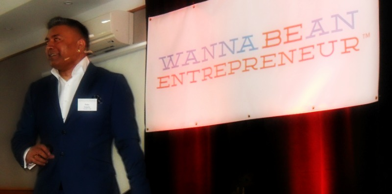 Baiju Solanki @ Wanna Be An Entrepreneur 2016