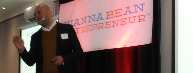 Ketan Makwana at Wanna Be An Entrepreneur 2016