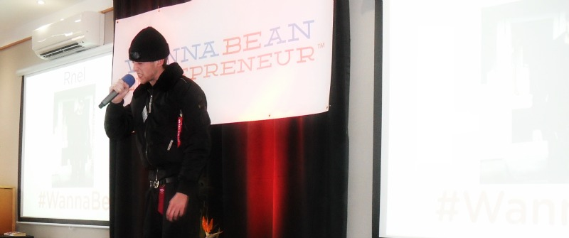 Rnel at Wanna Be An Entrepreneur 2016