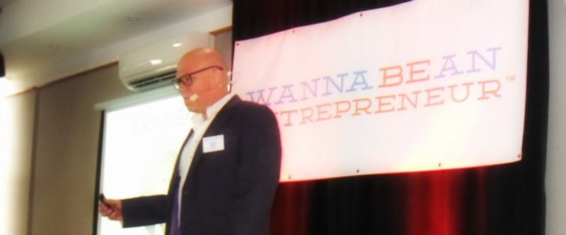 Sacha Bright at Wanna Be An Entrepreneur 2016