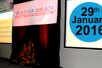 Wanna Be An Entrepreneur 2016