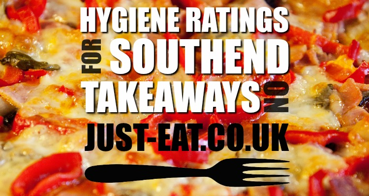 Hygiene Ratings For Southend Takeaways On Just Eatcouk