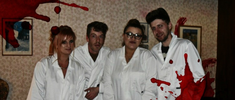 Room Escape Southend Zombie Outbreak Scientists