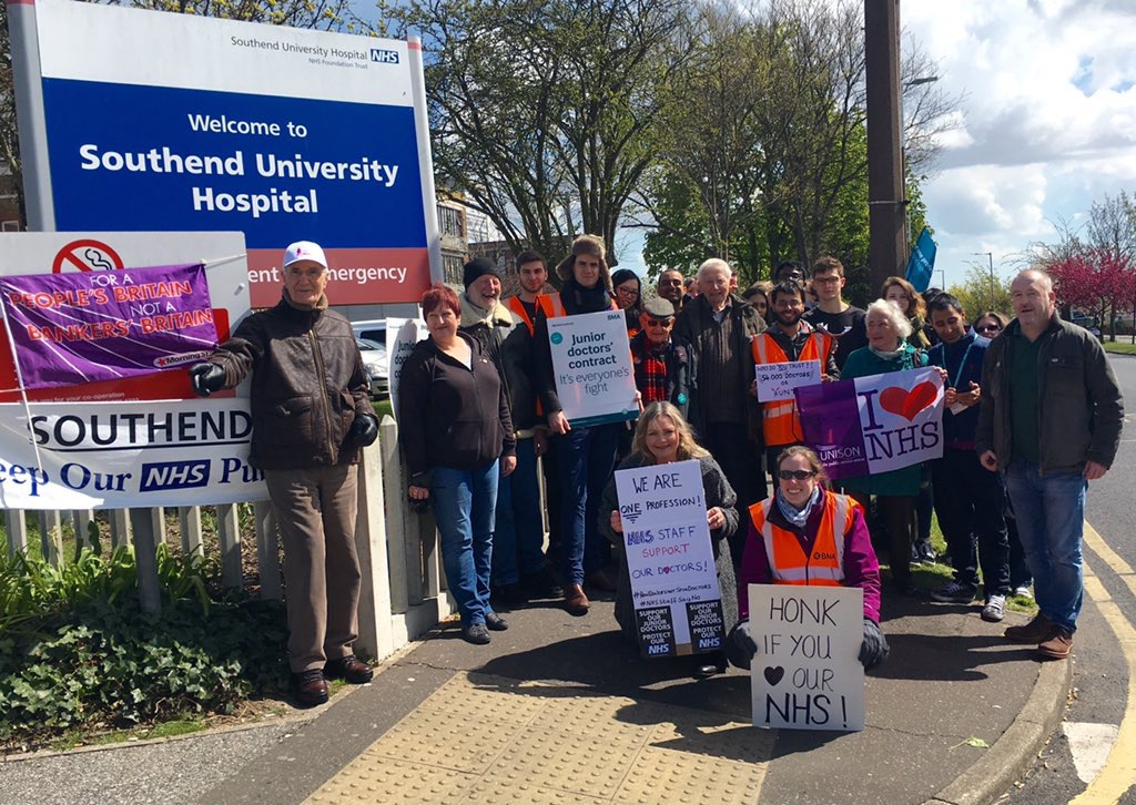 Protect Southend NHS