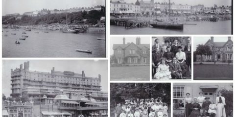 Old family photos in Southend