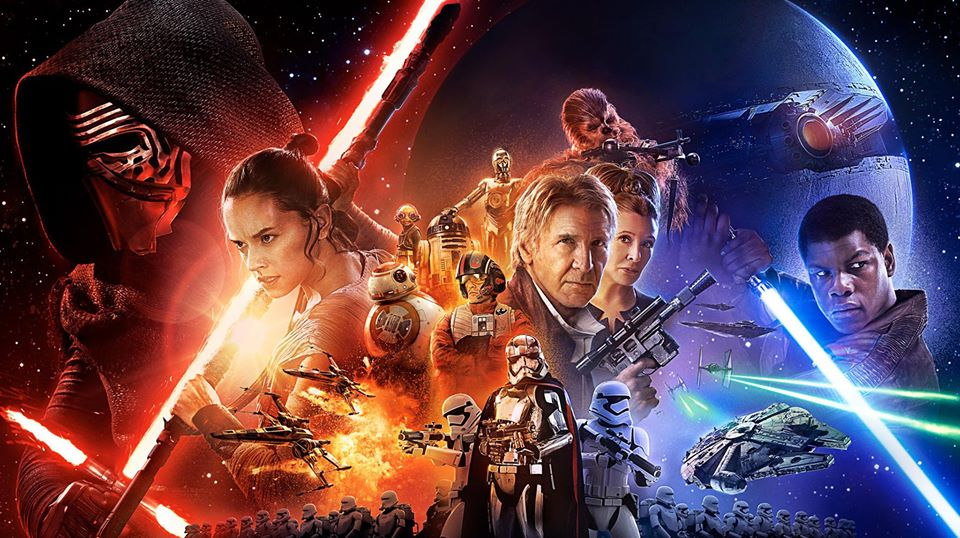 Open Air Cinema - Star Wars: The Force Awakens
